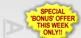 Enjoy a Special Bonus Offer when you purchase MaxiDerm!